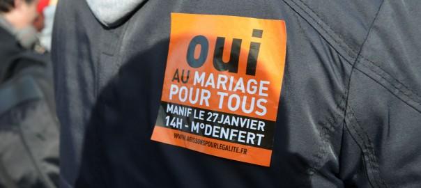 Défendre le mariage pour tous
