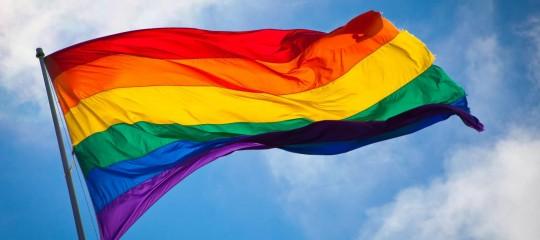 "Le drapeau ""gay"""