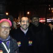 Mobilisnoo à la marche pour le lutte contre le sida