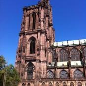 Parce qu'elle est belle la cathédrale!