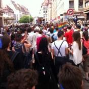 Marche Strasbourg