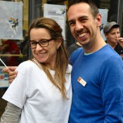 THE couple de l'assoce :)