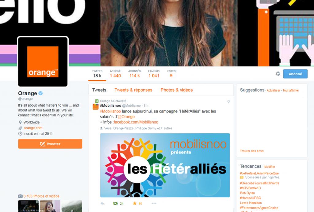 screenshoot Groupe Heteralliés 2015
