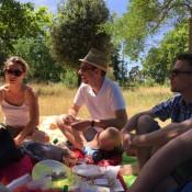 """Picnic dominical de notre """"week-end marche"""""""