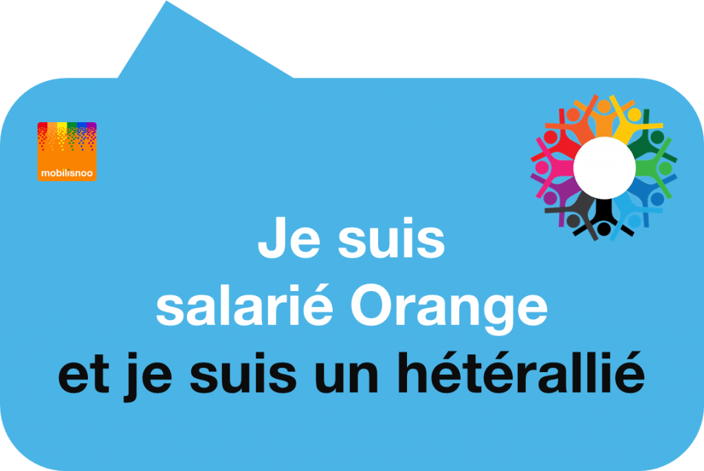 Pancarte Heterallié