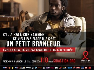 4x3 Sidaction Branleur