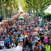 16 000 personnes à Lyon