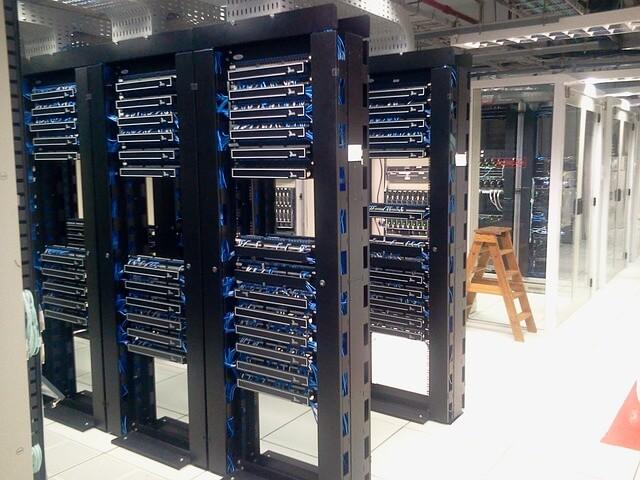 Exemple de Data Center