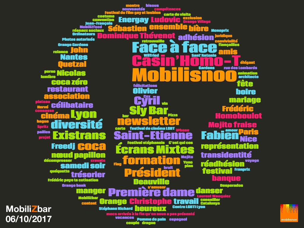 Le mobiliZbar du 06/10/2017