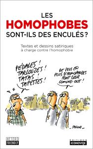"""Livre """"Les homophobes sont-ils des enculés ?"""" - Editions Iconovox"""