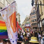 Metz Pride - dans les rues de Metz