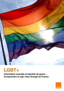 LGBT+ Orientation sexuelle et identité de genre : Comprendre et agir chez Orange en France