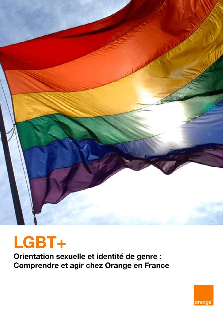 Le Guide LGBT+ d'Orange